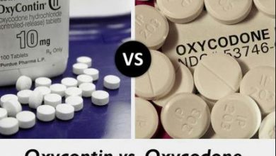 difference between oxycodone and oxycontin