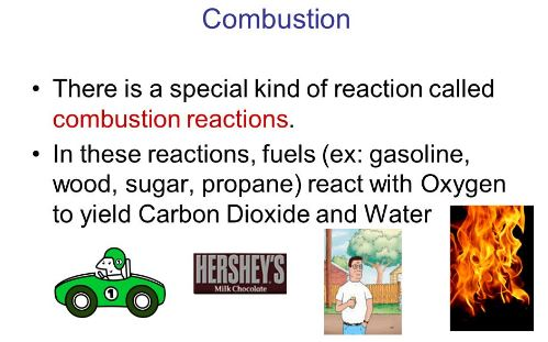 combustion of wood, fossil fuels, or bio mass release carbon dioxide in to atmosphere